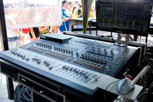 Southern Sound and Lighting Avid SC 48 Console