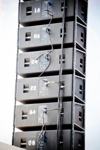 Southern Sound and Lighting JBL Vertec 4889 Boxes