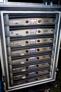 SSL Crown Power Amps