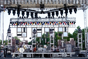 SSL Lighting Rig 120K plus movers
