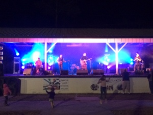 Scottish Festival - Lighting - Southern Sound and Lighting