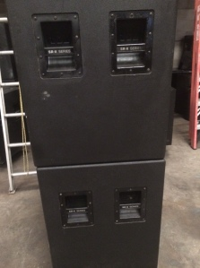 For Sale JBL SRX Southern Sound and Lighting