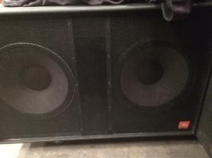 For Sale JBL SRX