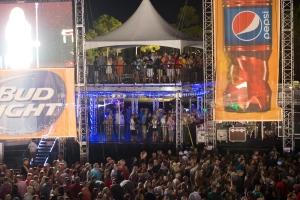 VIP Stage Decks