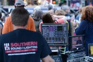 Southern Sound and Lighting Concert Production WEB